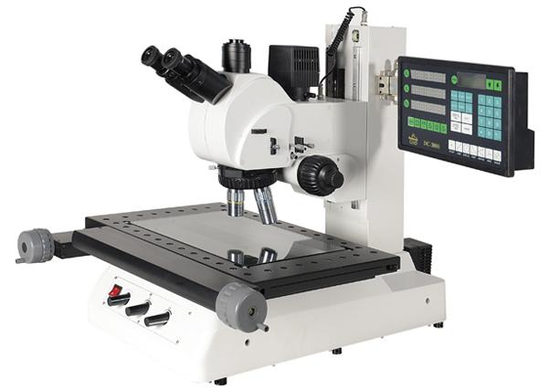 显微镜是针对半导体工业